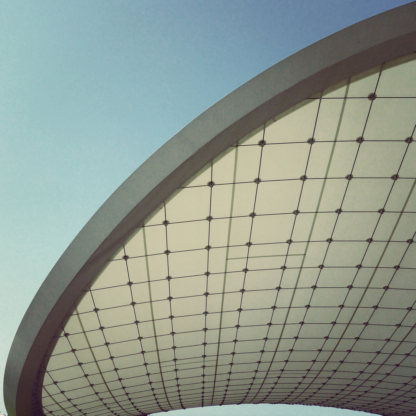 Autostadt Roof and Service Pavilion <br />Location: Wolfsburg, Germany <br />Architect: GRAFT