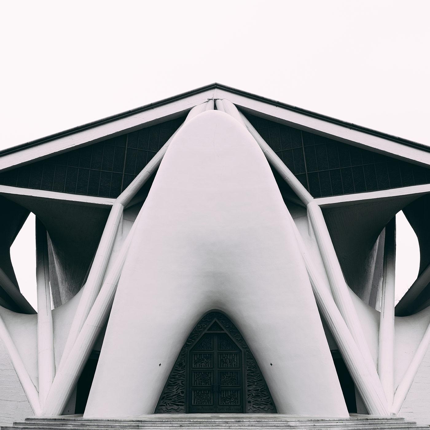Chiesa di Maria S.ma Immacolata di Longuelo <br />Location: Bergamo, Italy <br />Architect: Pizzigoni Giuseppe