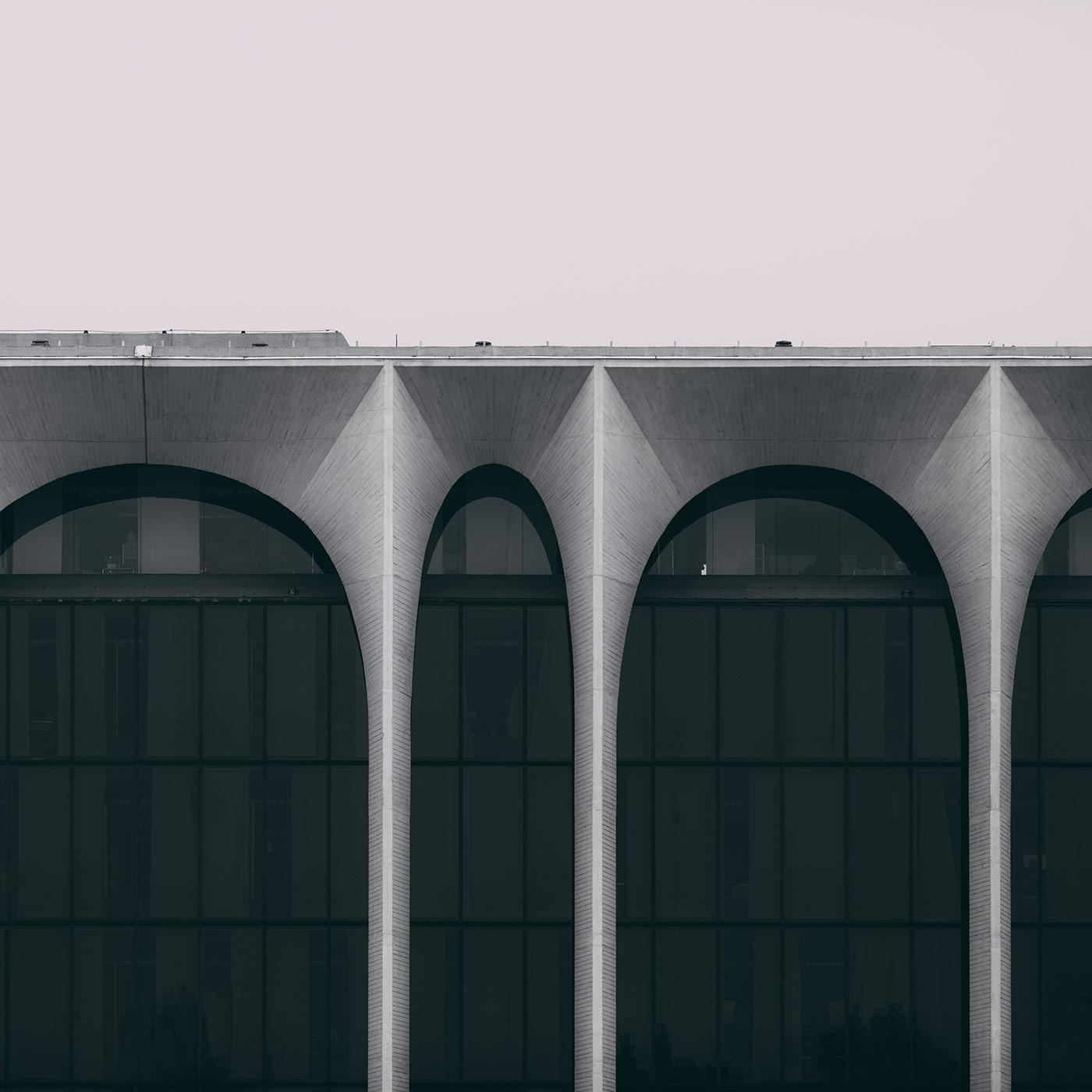 Palazzo Mondadori <br />Location: Milan, Italy <br />Architect: Oscar Niemeyer