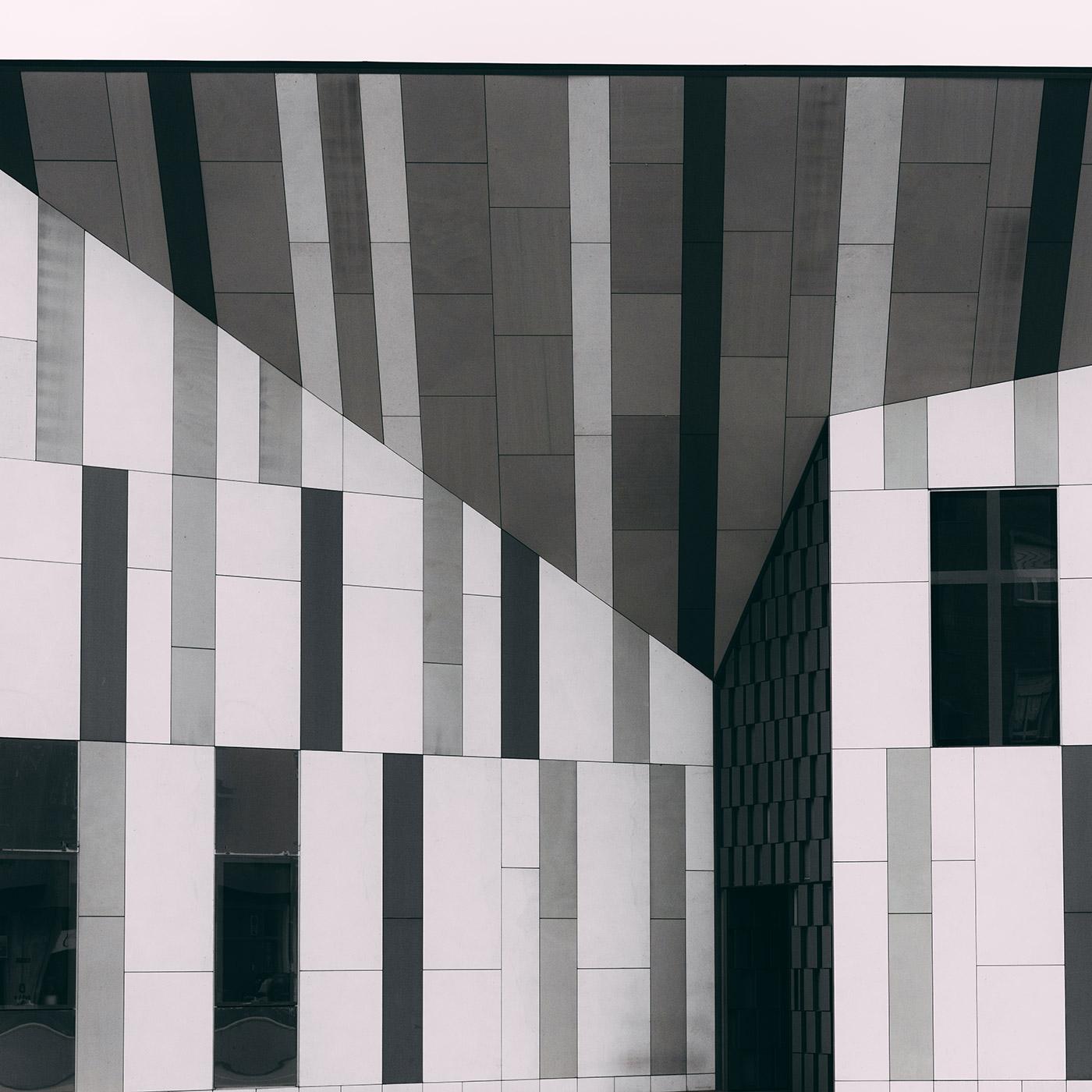 Christ's Resurrection Church <br />Location: Milan, Italy <br />Architect: CZA, Cino Zucchi Architetti