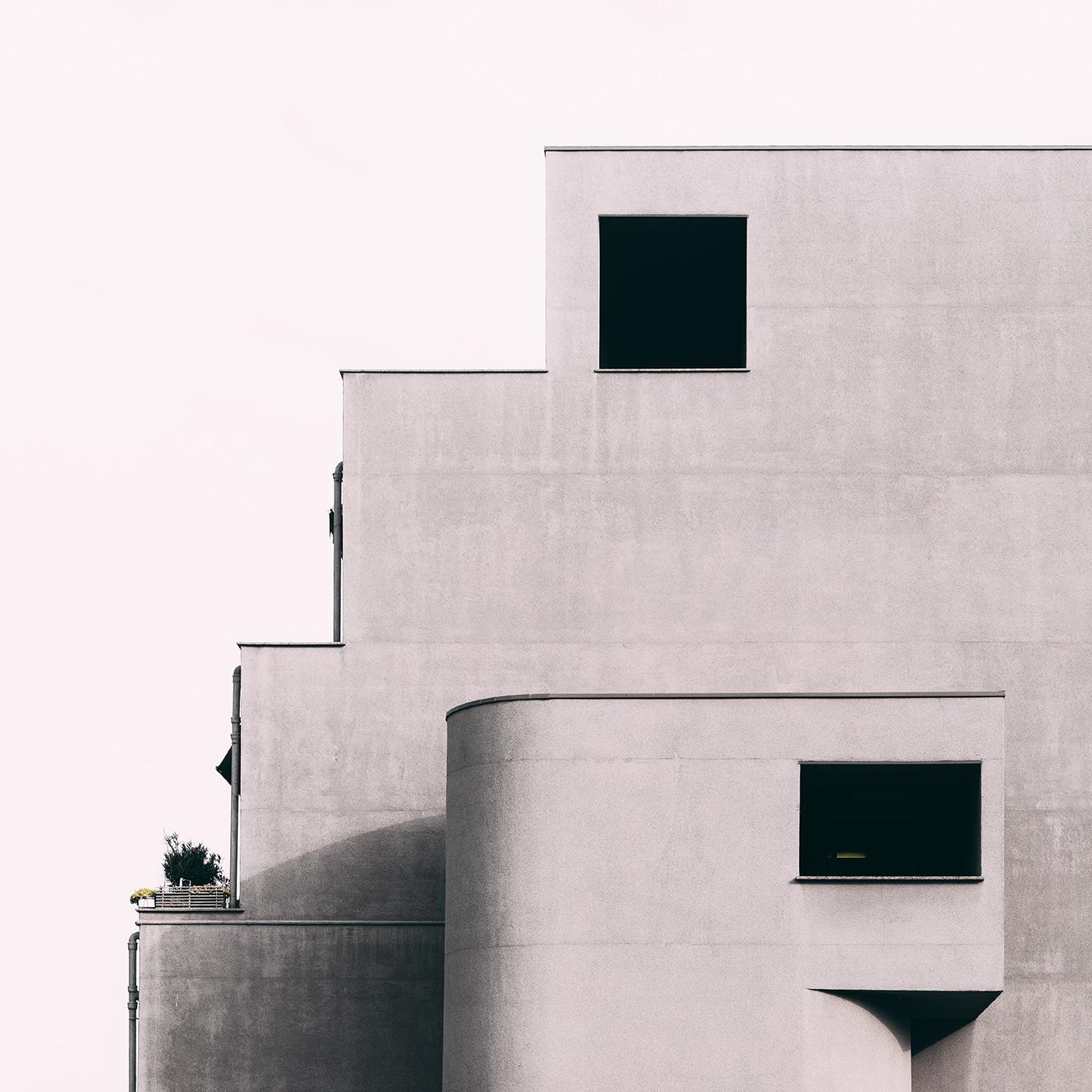 Gallaratese Quarter<br /> Location: Milan, Italy<br />Architects: Aldo Rossi and Carlo Aymonino