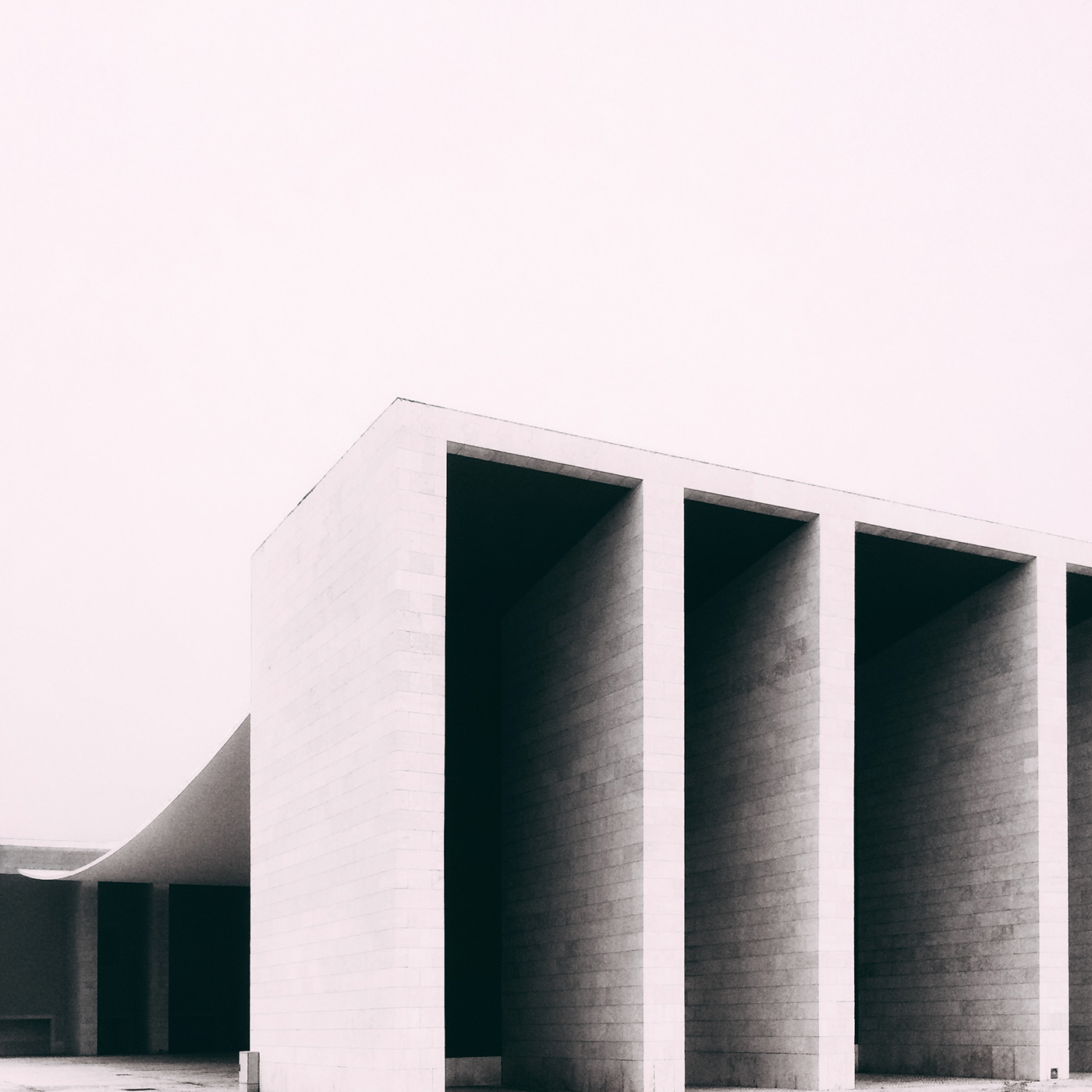 Copy of Pavilion of Portugal <br />Location: Lisbon, Portugal <br />Architects: Alvaro Siza