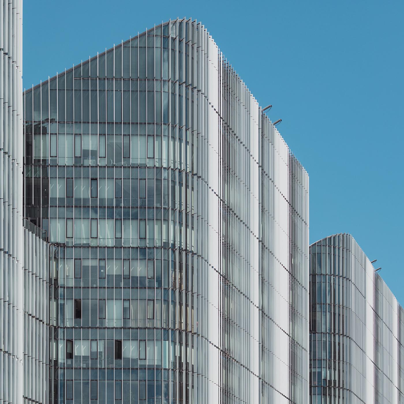 SOHO 2 . Location: Beijing, China . Architect: gmp Architekten