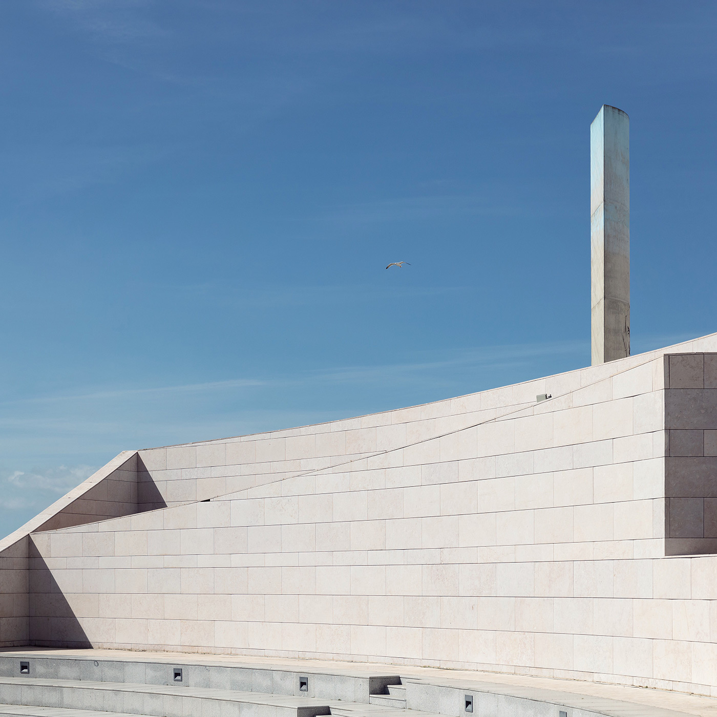 Champalimaud Center for the Unknown . Location: Lisbon, Portugal . Architect: Charles Correa Associates