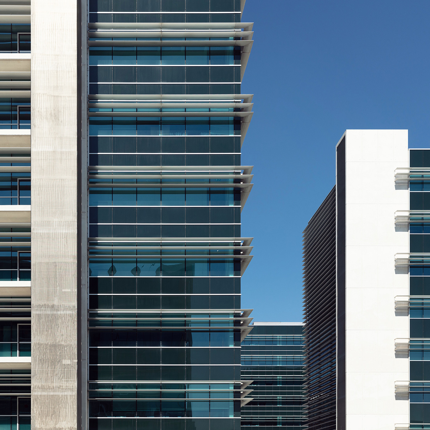 Justice Campus of Lisbon . Location: Lisbon, Portugal . Architect: Saraiva + Associados