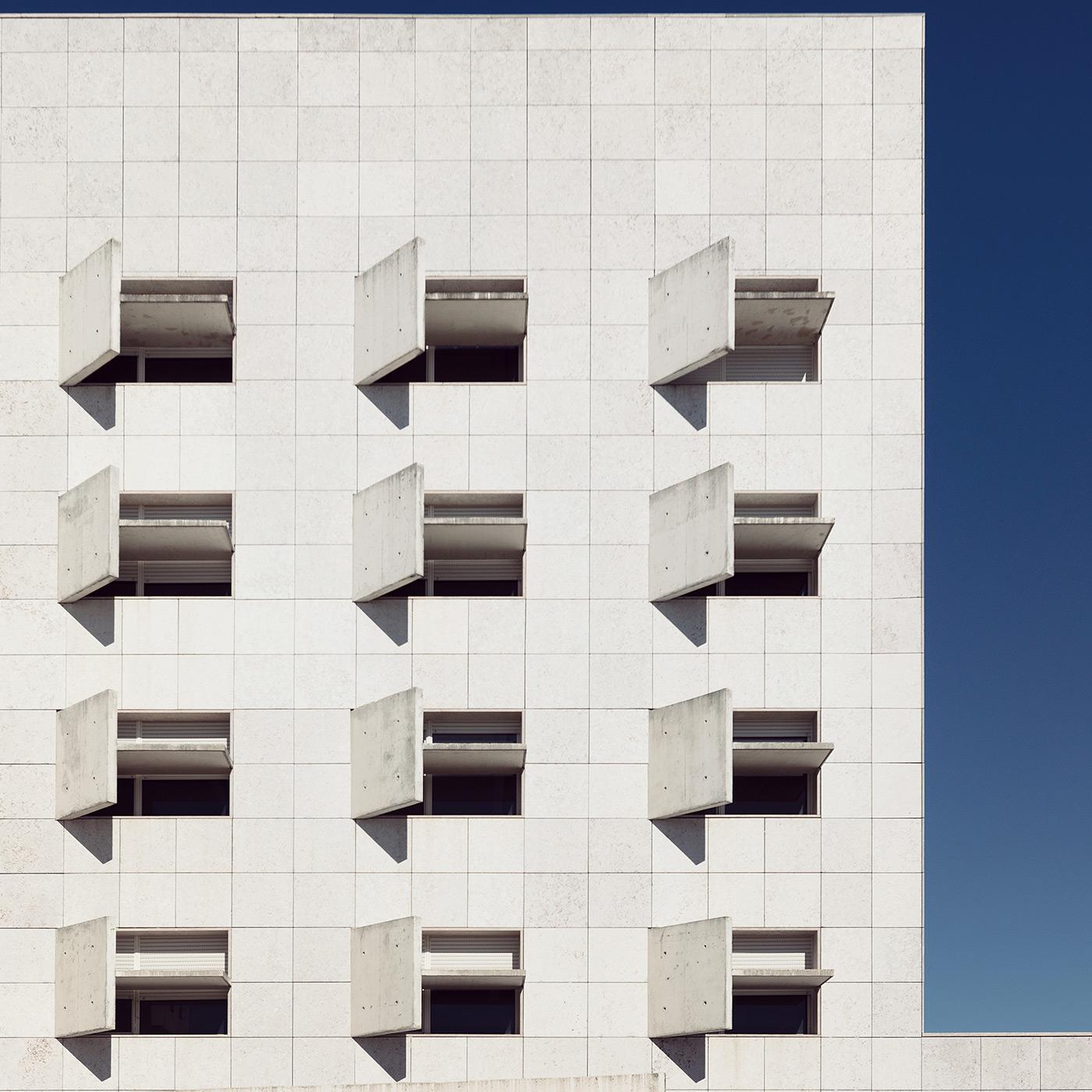 ISCTE University Institute of Lisbon . Location: Lisbon, Portugal . Architect: Raúl Hestnes Ferreira