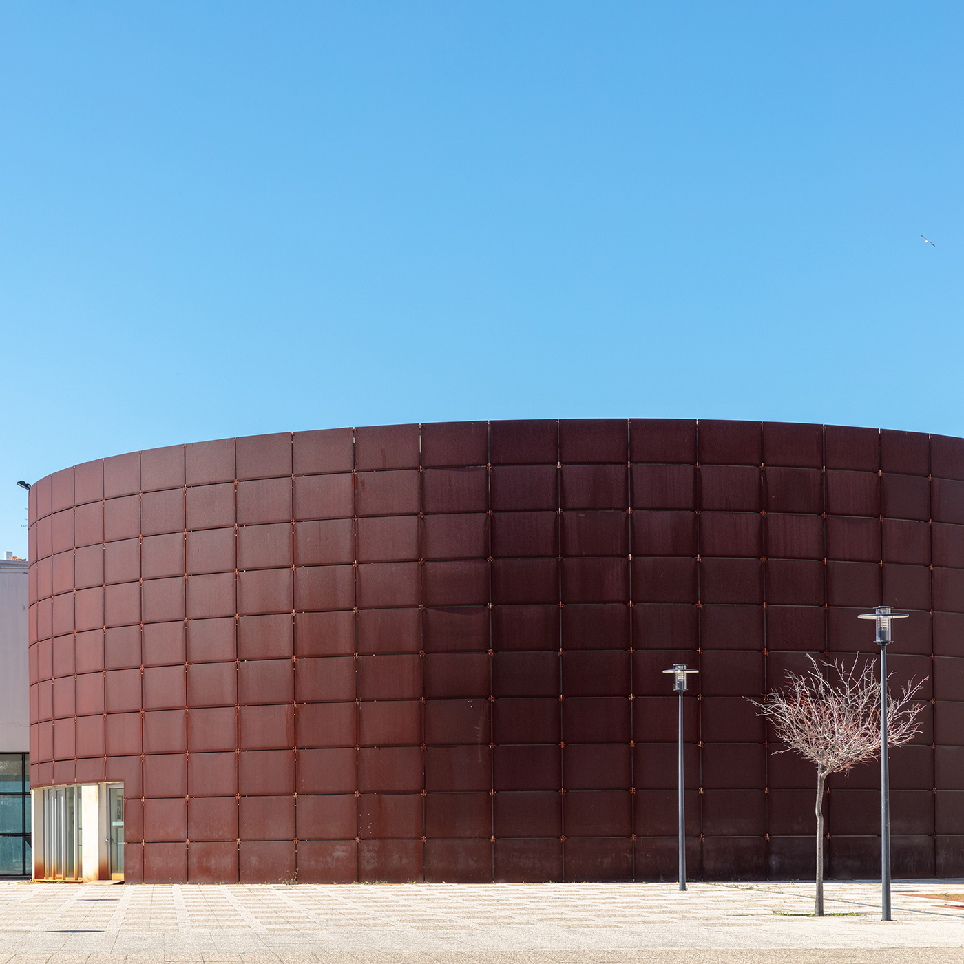 Lisbon School of Health Technology . Location: Lisbon, Portugal . Architect: unknown to me
