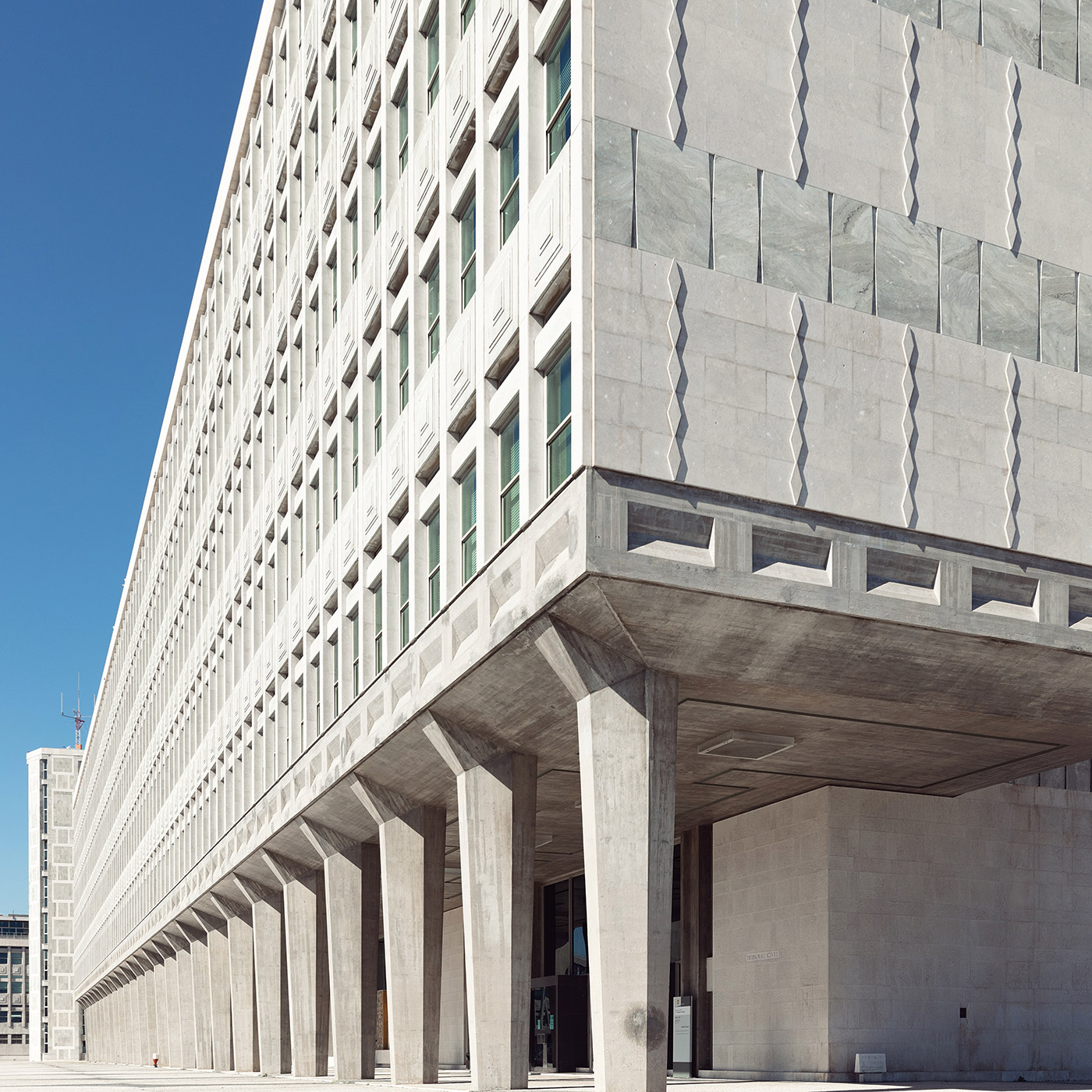 Palace of Justice . Location: Lisbon, Portugal . Architect: Januário Godinho, João Andresen