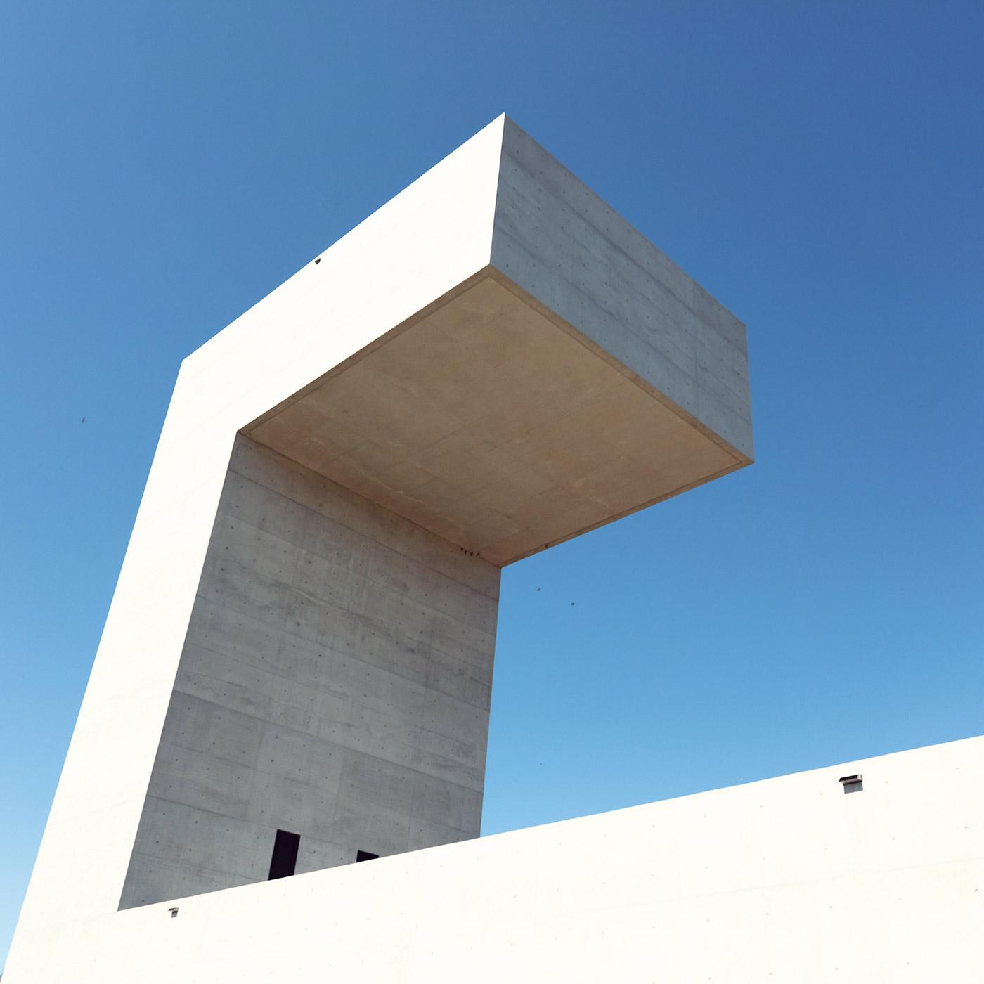 Gemeng Dippech water tower . Location: Dippach, Luxembourg . Architect: Paul Bretz Architectes