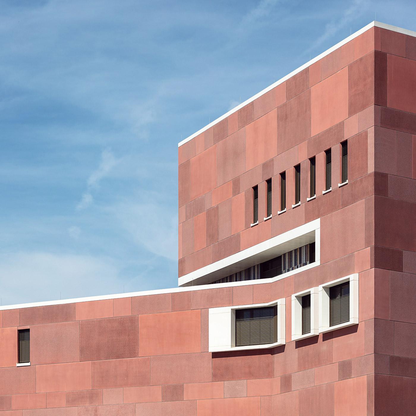 BNL Bibliothèque Nationale de Luxembourg . Location: Luxembourg City, Luxembourg . Architect: Bolles+Wilson