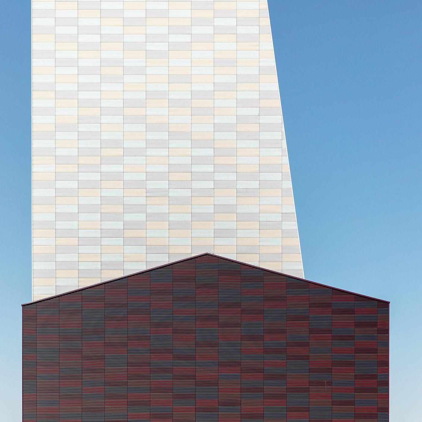ECCO Power Station . Location: Ban de Gasperich, Luxembourg . Architect: Beng Architectes Associes