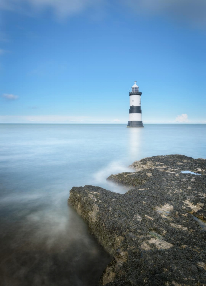 Pembroke Lighthouse  - A great location for many landscape photographers who like rocky and craggy beach heads