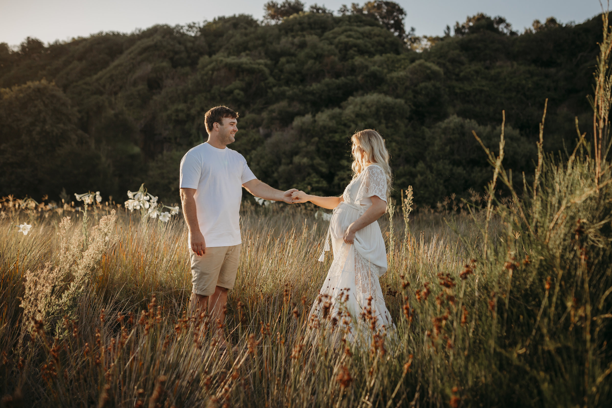 Maternity + Newborn - Capture the pure magic of pregnancy with a maternity session. Fun, relaxed and honest, documenting one of the most important chapters of your story. Team it with a newborn session and you have a complete chapter for you story book.