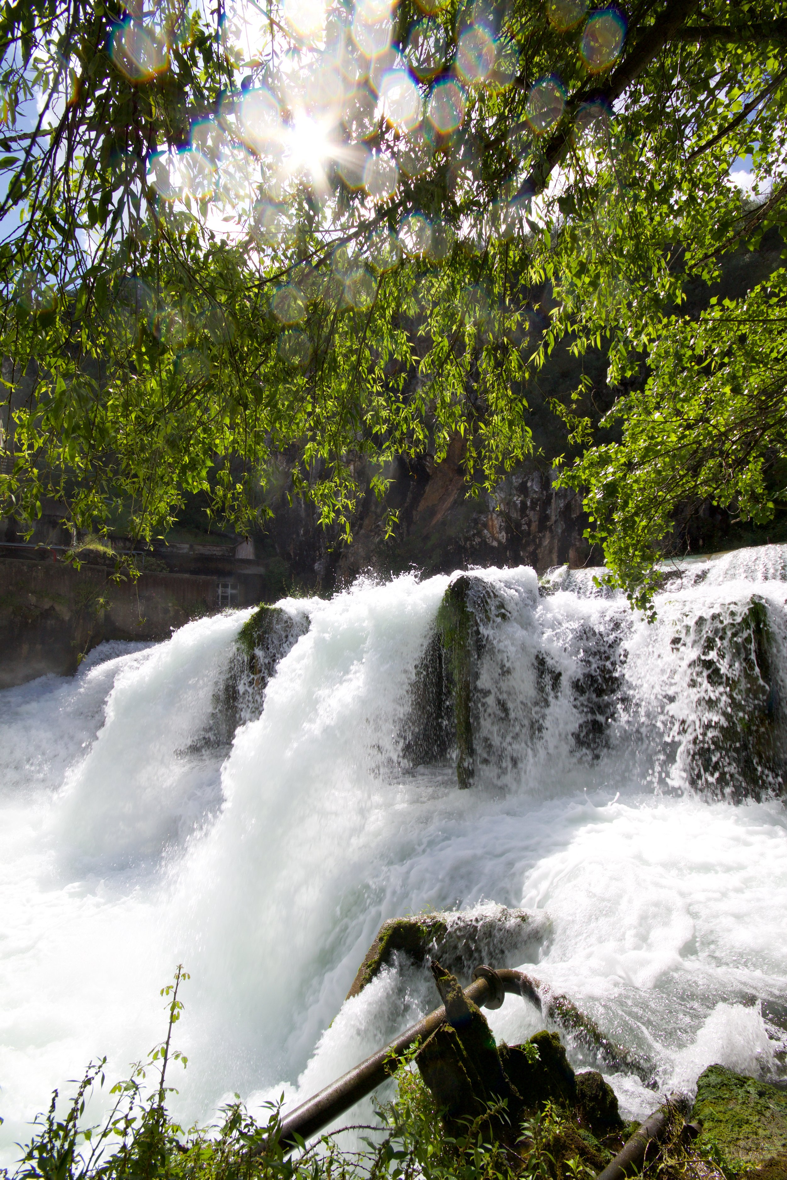 Nascente do rio Almonda