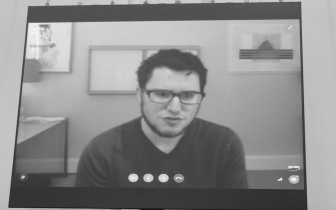 Eric Ries explains via Skype why Strategy is amenable to lean methodologies at Lean Startup London 2016