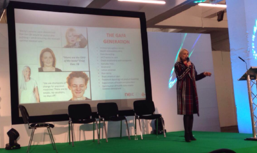 "Emma Sutcliffe on understanding today's ""GAFA generation"" of patients."