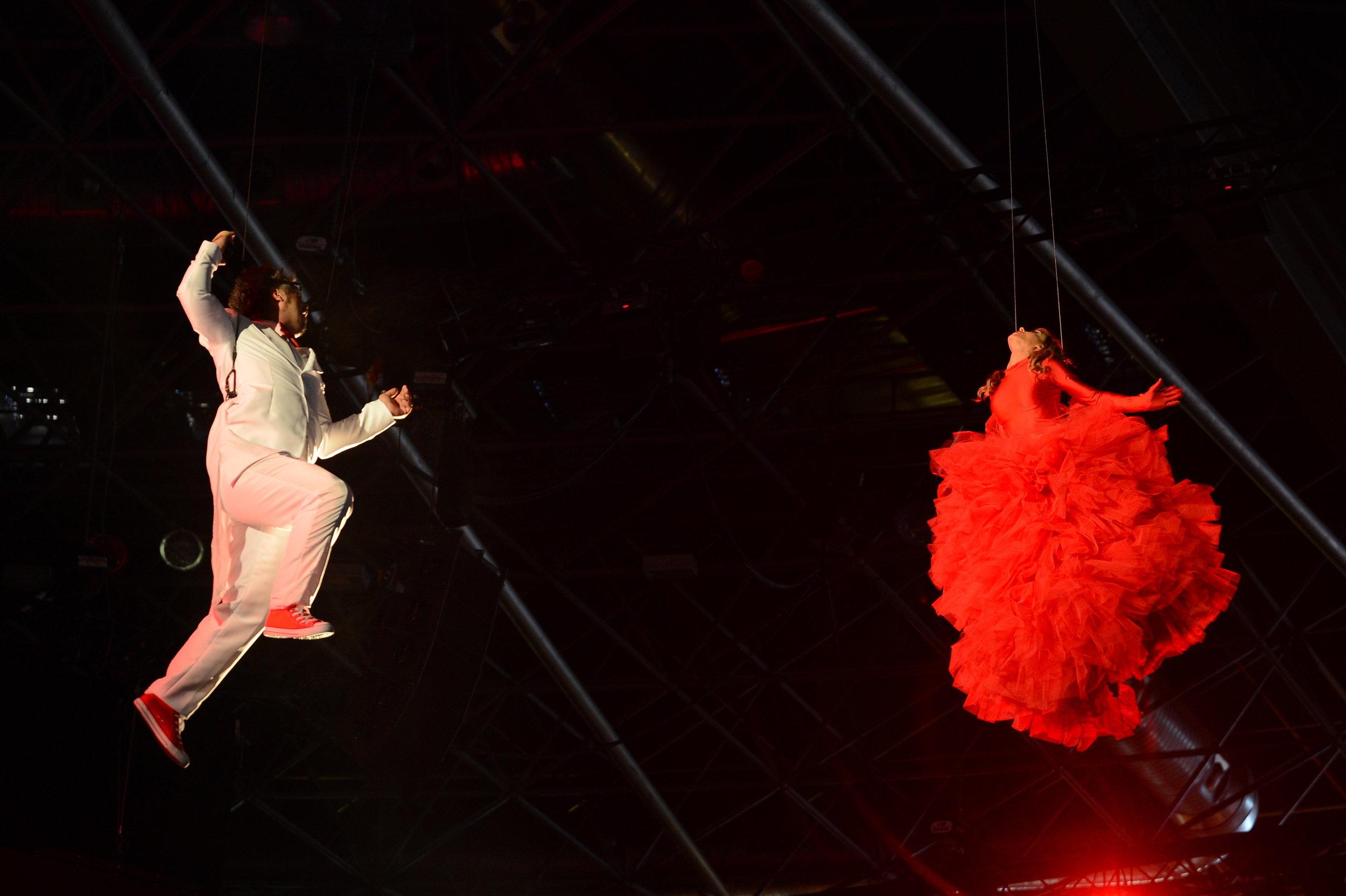 AcroEvents Helium Fantasy Eventos Corporativos Wella Marta Gutierrez
