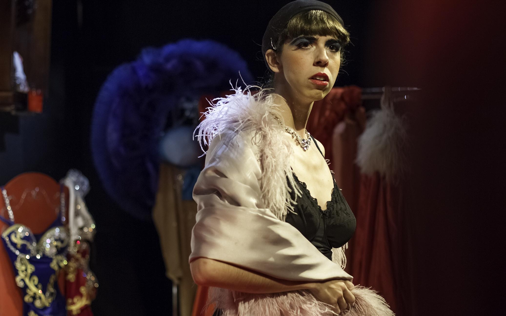 AcroEvents Cabaret y Circo Julia de Castro Marta Gutierrez