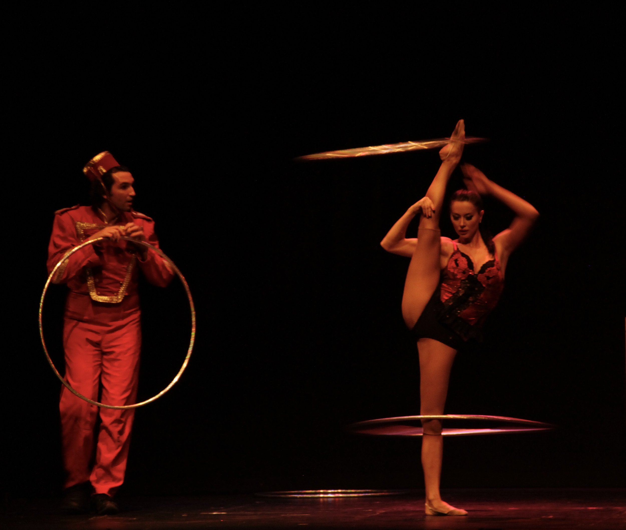 AcroEvents Cabaret y Circo The Hotel Marta Gutierrez