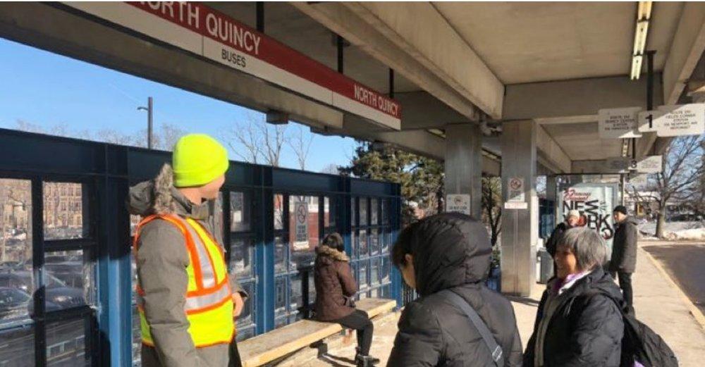 Bridging the Gap - QARI & the MBTA