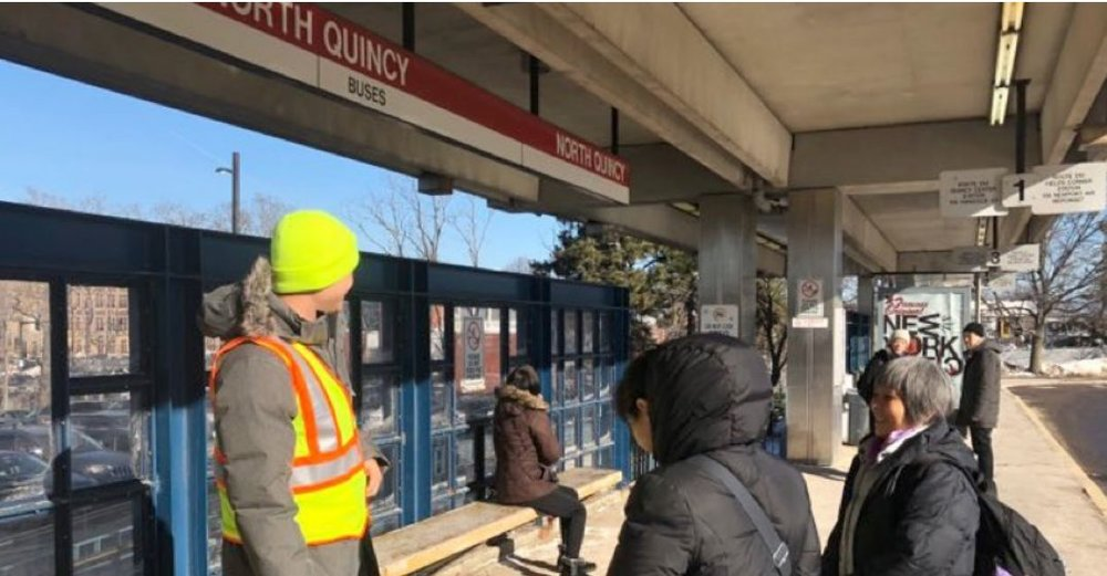 The partnership that launched a movement - the MBTA
