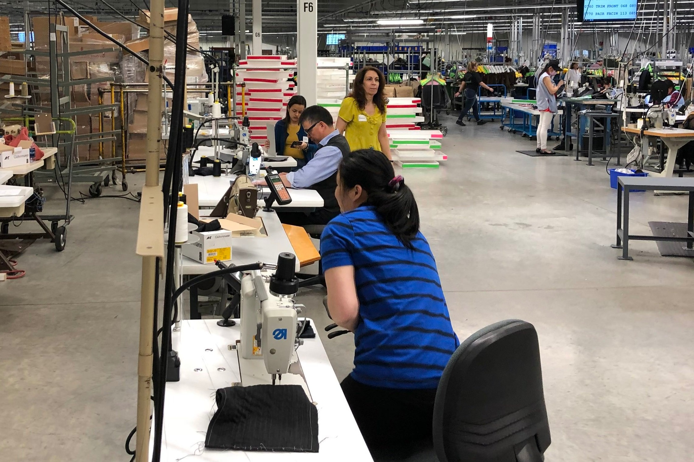 Find your place - Historically for Asian and immigrant community and new immigrant, the manufacturing industry has been a place that enabled their skills to flourish. For those who have backgrounds in sewing, QARI connects them with employment opportunities catered to their strengths.