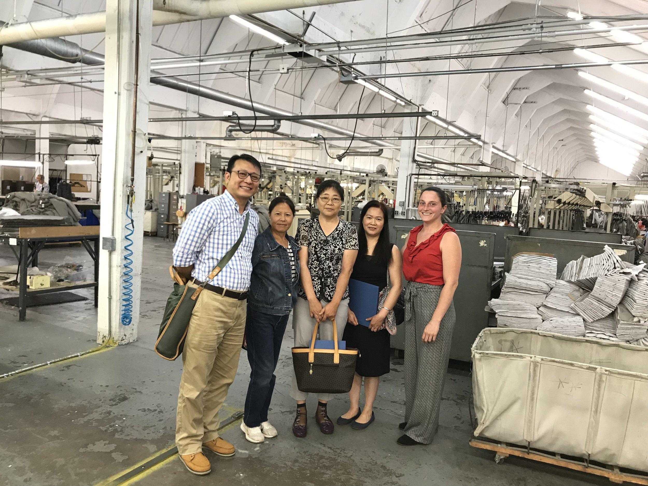 A workplace of community & inclusion - Sterlingwear