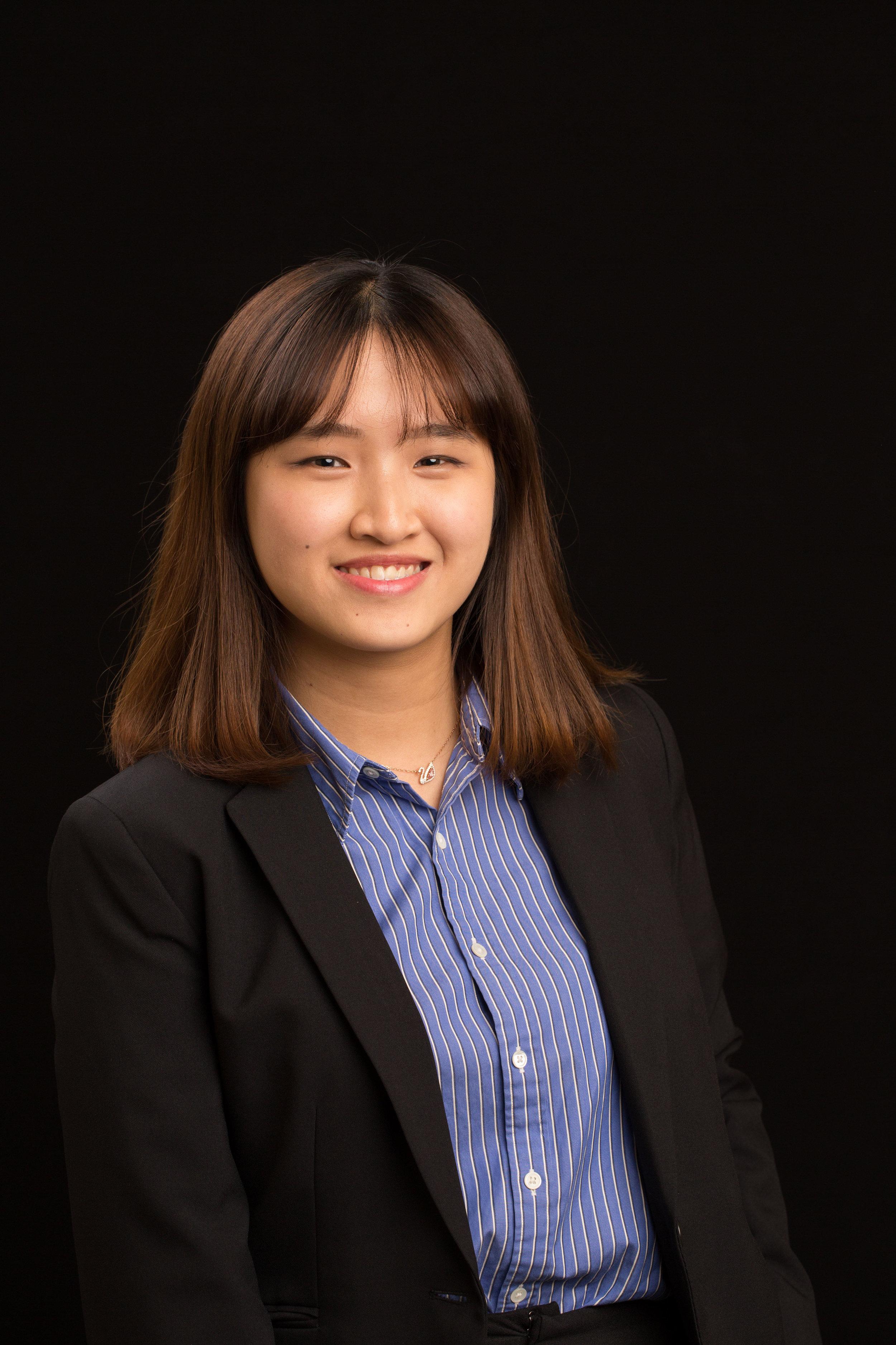 Tina Ho - Youth Program Assistant