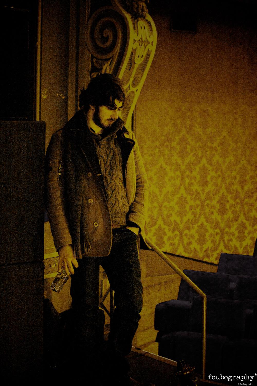 Sandro Rossi in  Artaserse  Rehearsals  @Stadsschouwburg Kortrijk (BE) - Opera Photography - 2013_