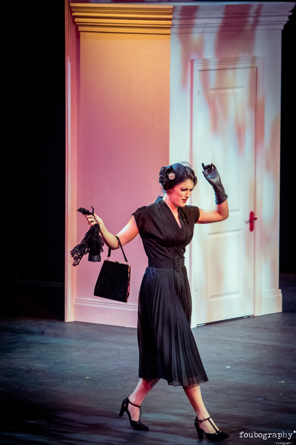 Fiona Finsbury in  Don Giovanni  (OS)  @Royal Northern College of Music - Opera Photography - 2017_