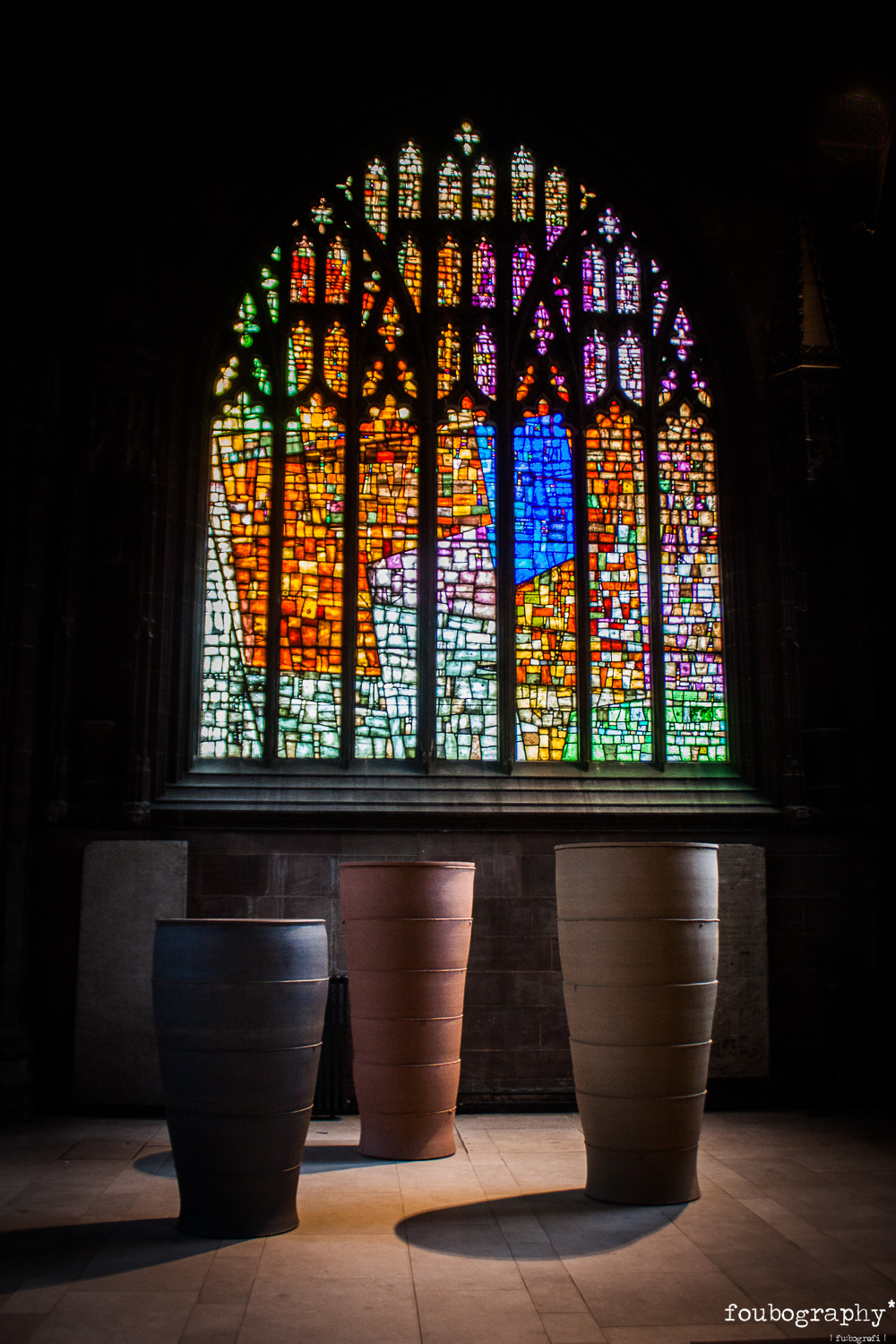 Passion Art Trail  @Manchester Cathedral (UK) - Urban Photography - 2014_