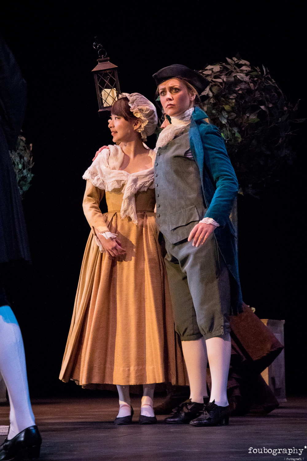 Naomi Rogers in  Le Nozze di Figaro  (Mozart)  @Royal Northern College of Music - Opera Photography - 2018_