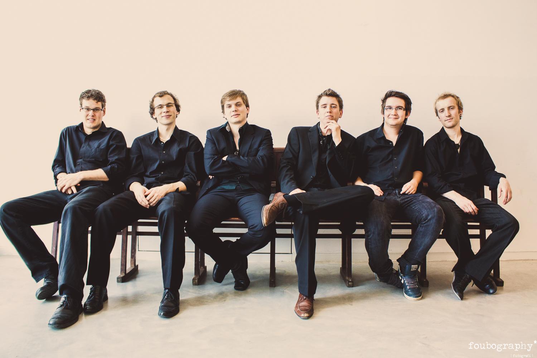 Percussionists   @Koninklijk Conservatorium Antwerpen (BE) - Portrait Photography - 2012_