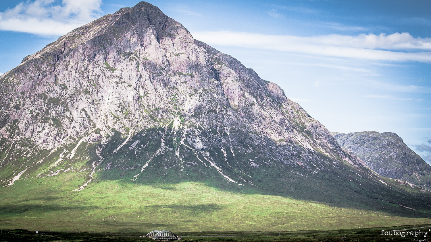 First of the 3 Sisters   Glen Coe (UK) - Nature Photography - 2016_
