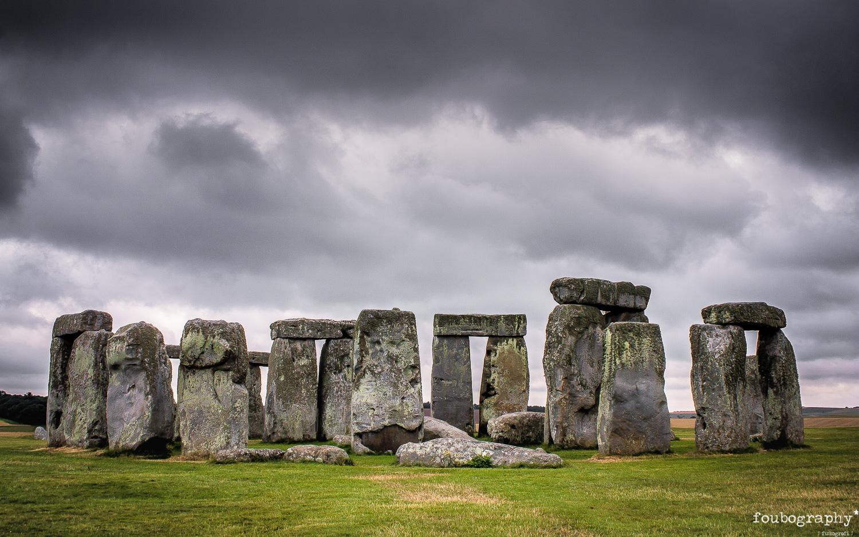 Stonehenge   @Salisbury (UK) - Nature Photography - 2017_