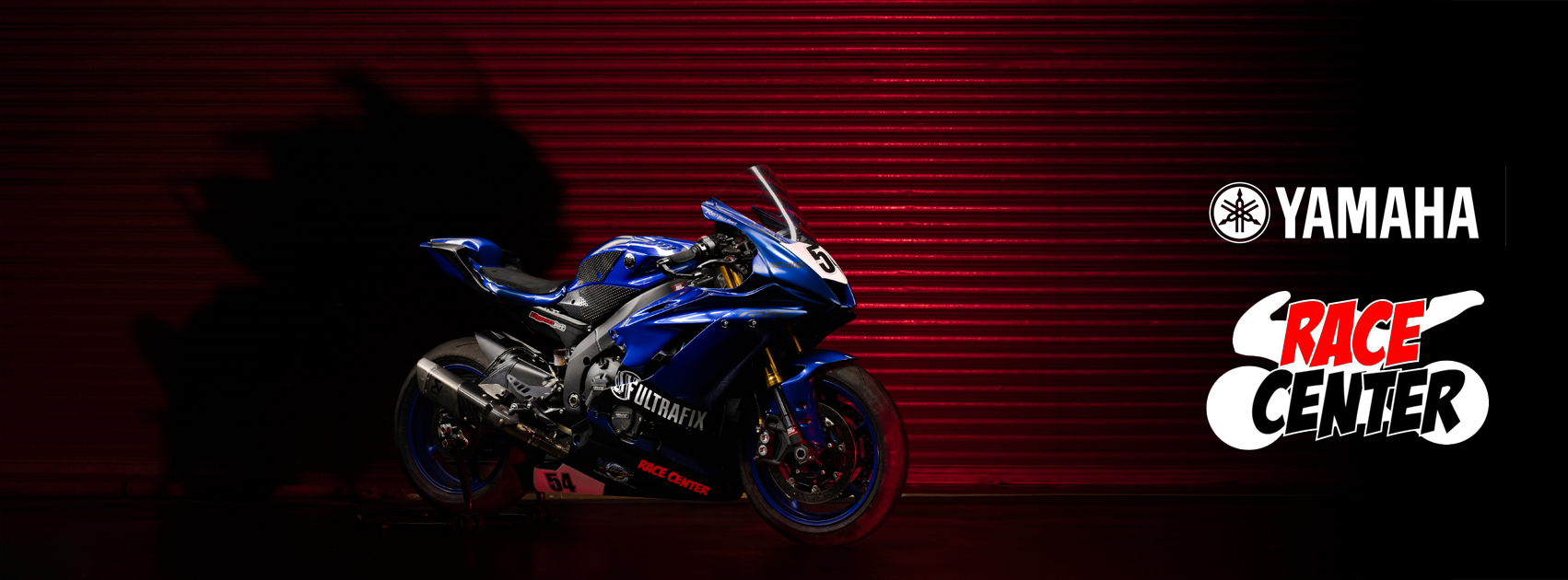 Yamaha R6 Race Bike photoshoot