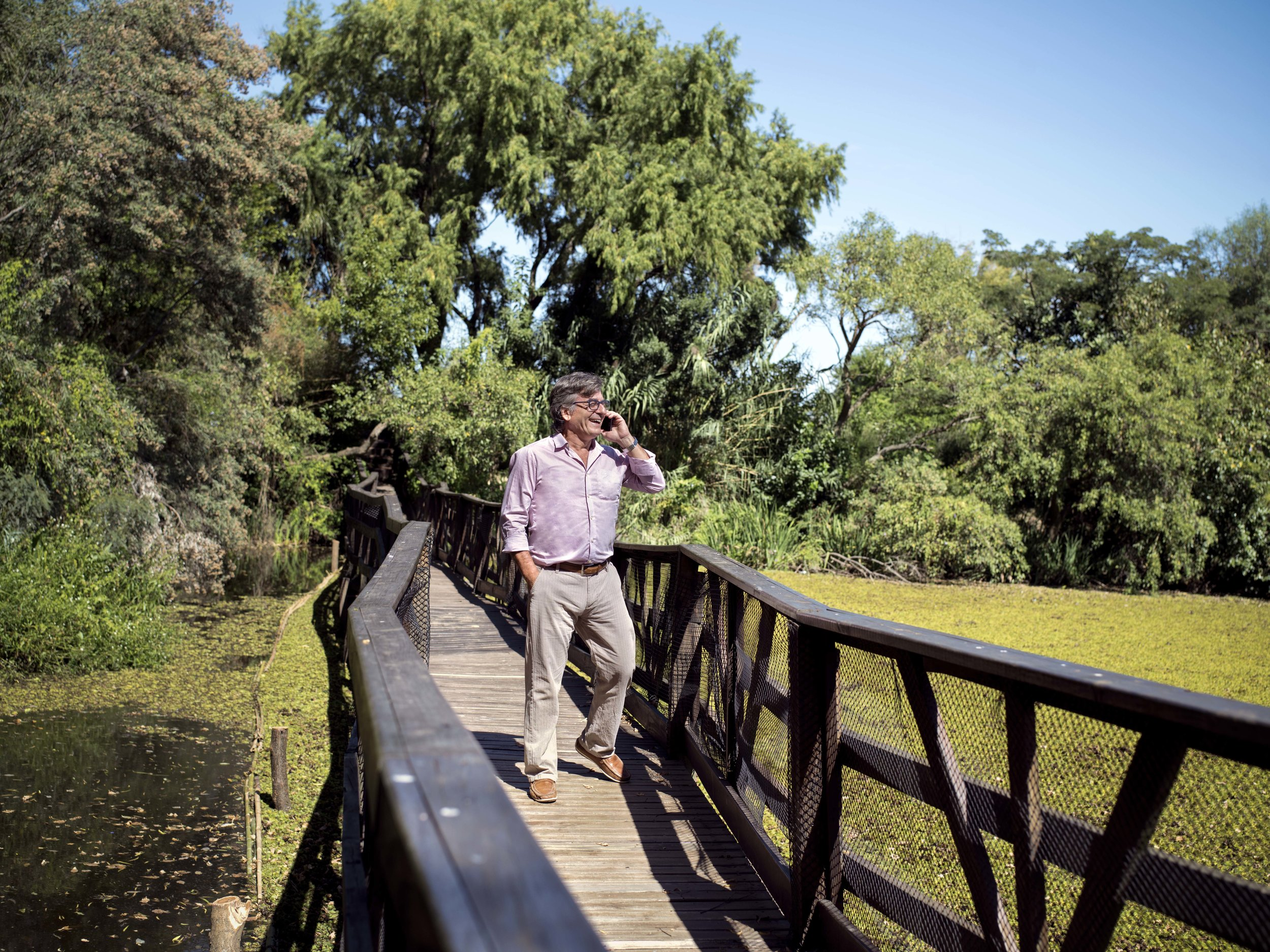 Paseo de la Reserva Ecológica