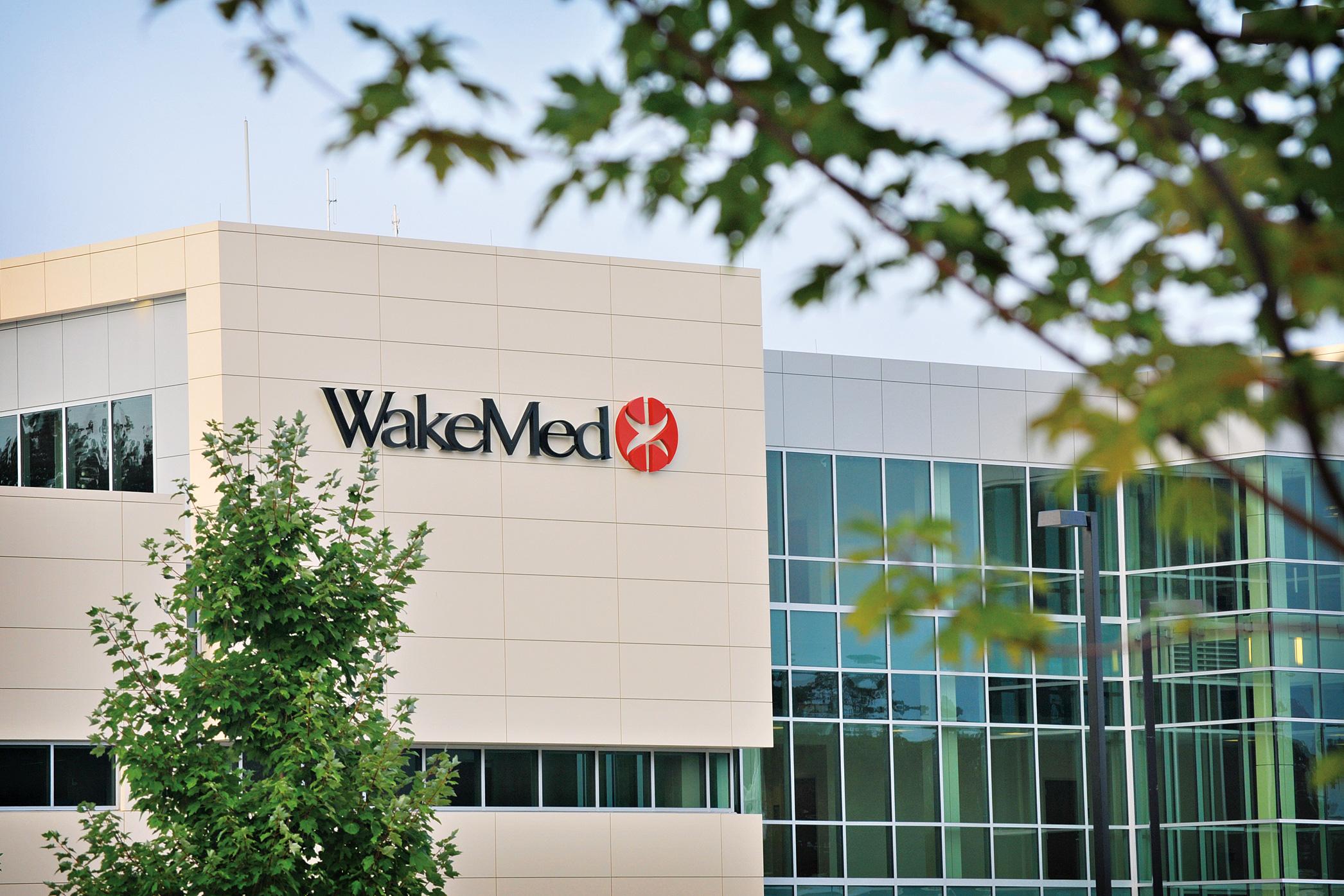Wake Med Health