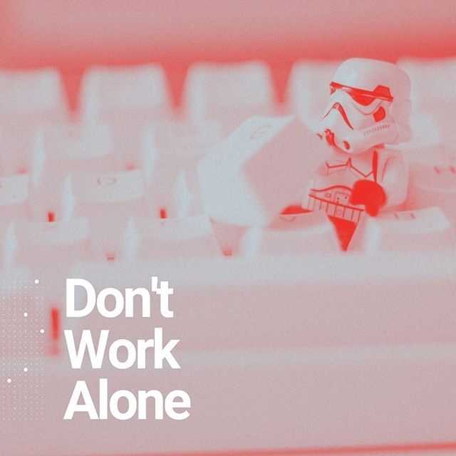 Don't work alone, work with us! We have a membership option for every schedule 🧳  Visit the link in our bio to check us out! ⬆️