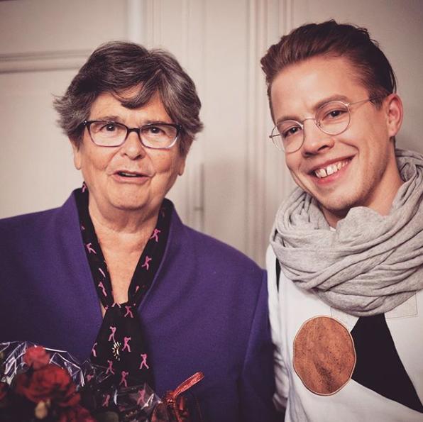 Ein politisches Vorbild: alt Bundesrätin Ruth Dreifuss.