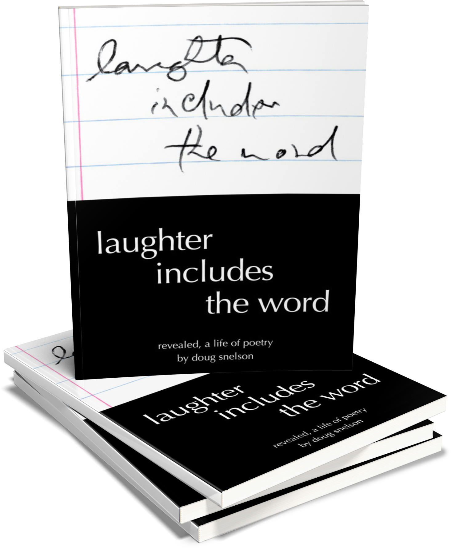 LAUGHTER INCLUDES THE WORD