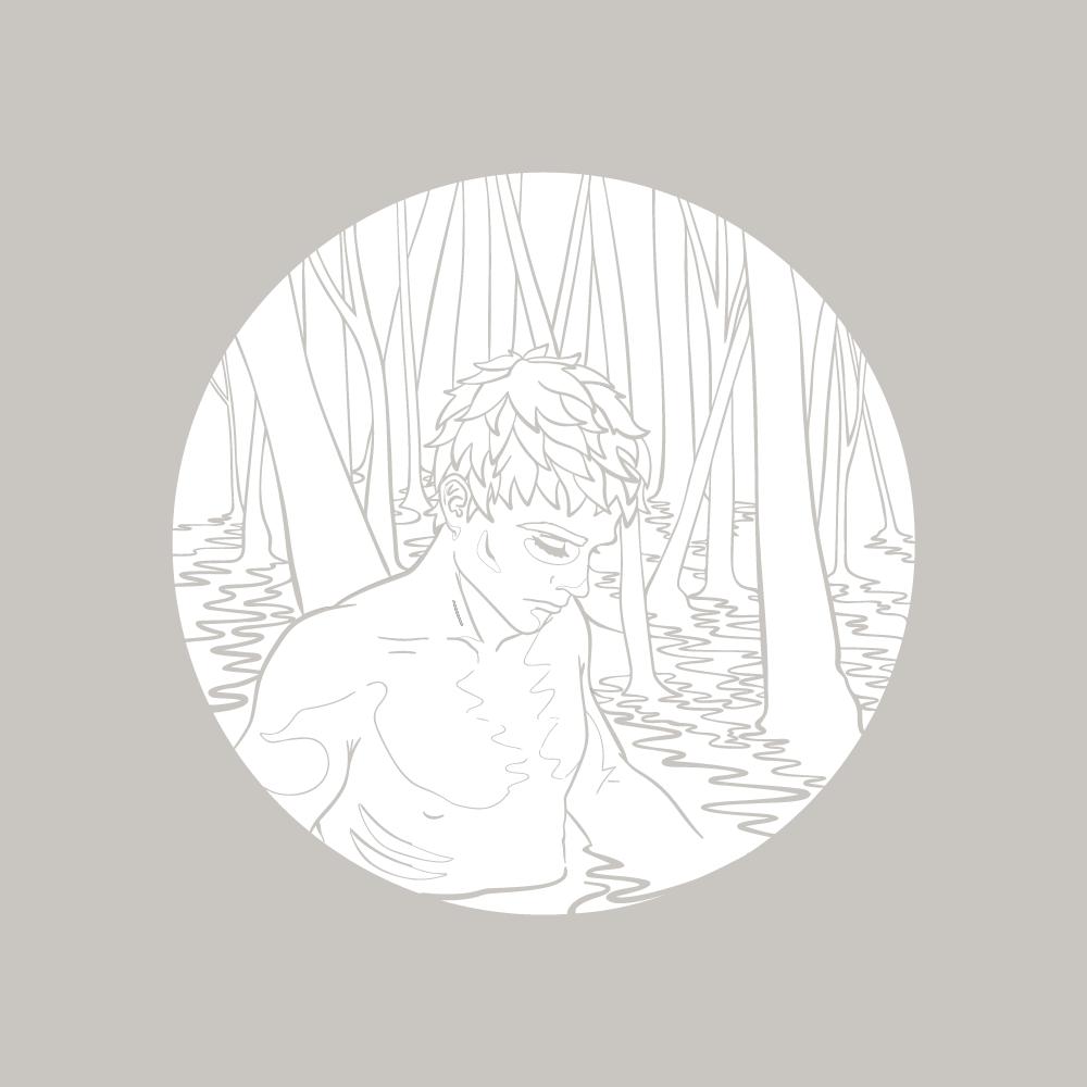 KayleeMenard_Illustration_ManInTheMarsh_1Colour.png
