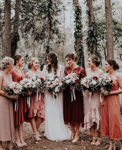 A few months out from my wedding, I saw Jen's work through instagram and fell in love with the simplicity of her designs and unique materials she used. Jen made my family and I feel so comfortable and relaxed in her beautiful home studio. I found the beautiful Josie dress and Jen offered a generous discount for her sample gown. From start to finish, it was such a personal, relaxed and honest experience, as Jen shared her advice for brides. Thank you so much Jen!1 -
