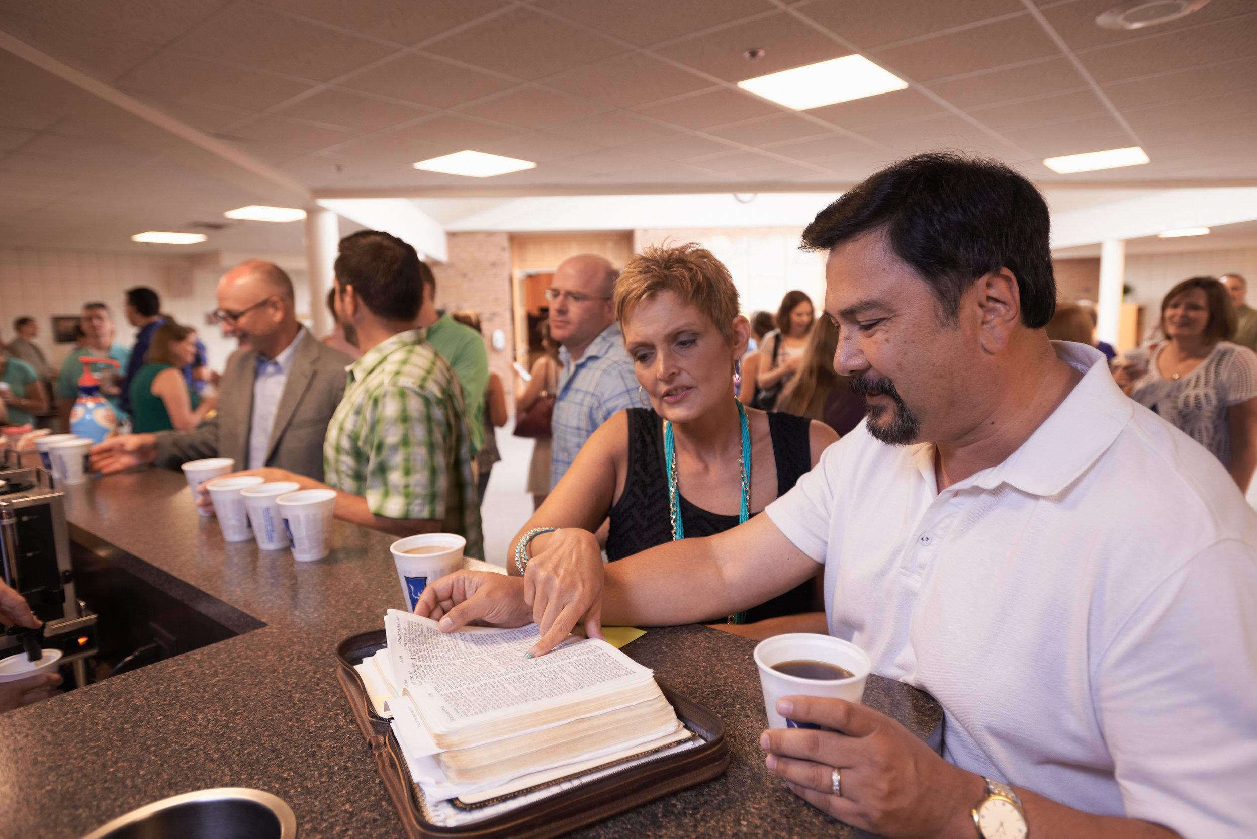 Membership matters to us at Lakeshore Baptist Church
