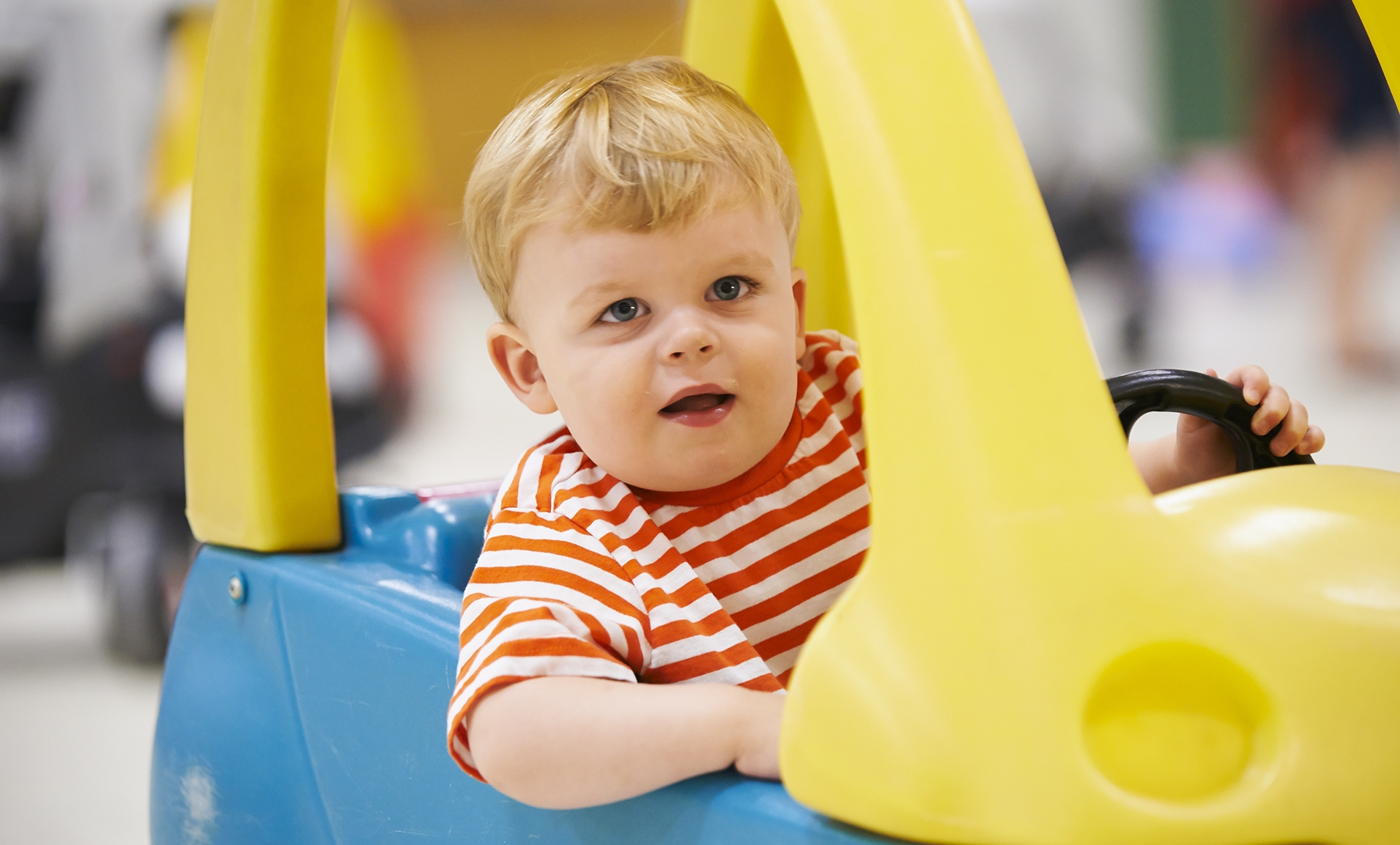 Happy Kids at Kids Kampus Daycare and Preschool in Grand Haven, Michigan