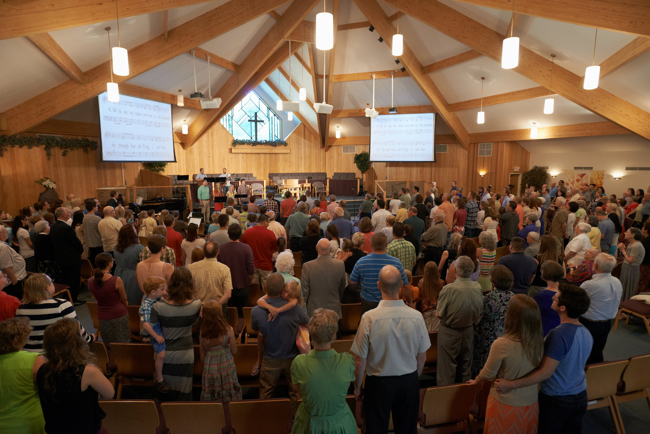 Lakeshore Baptist Church, Grand Haven, MI