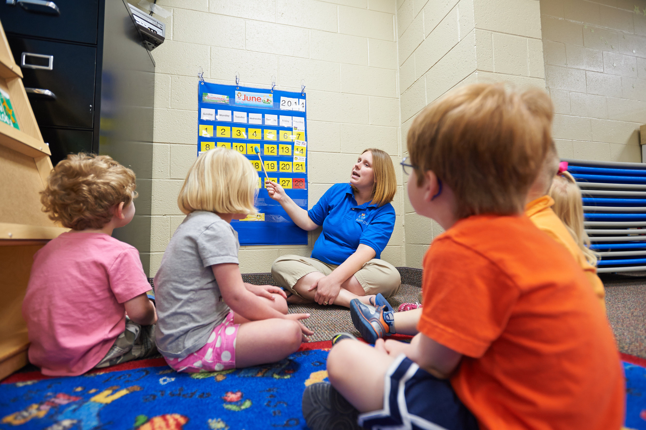 Kids Kampus Preschool in Grand Haven