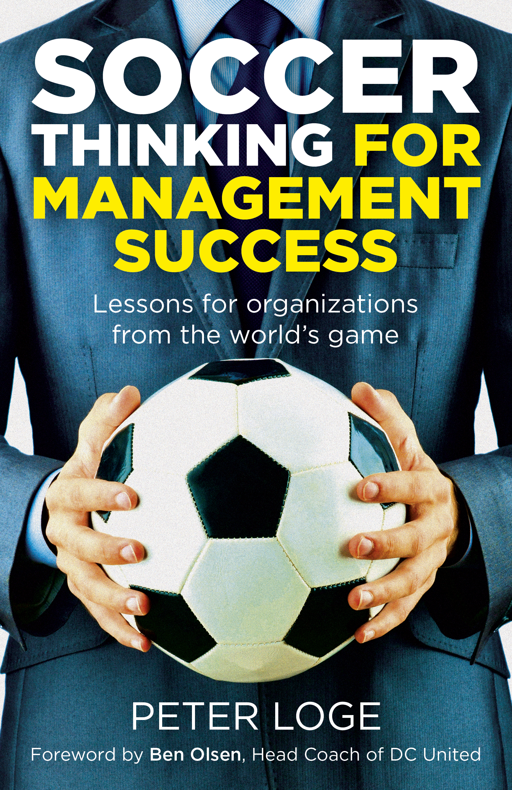 Pre-order Soccer Thinking for Management Success from Amazon here - The modern world is networked and always working. Organizations no longer have the luxury of time. Expertise is no longer confined to a couple of smart guys in corner offices, reviewing information to which only they have access and issuing instructions through layers of middle-men to nine-to-fivers who carry out the dictates and feed paper back up the chain, awaiting the next set of instructions. Today's successful organization is decentralized and never stops moving. In fact, organizational success is a lot like soccer. Every player is both a specialist and generalist. Responsibility on the field is distributed, and everyone on the team works for everyone else. Communication among players is constant. Soccer is 90 minutes of systems thinking in action. Soccer Thinking for Management Success is by a soccer fan and player who has spent a career building and running teams and organizations. He draws on insights from leaders, known and not-so-well-known who use soccer thinking to succeed. This is not just another book on how to be a great leader by a famous person. This is a management and leadership book by, and for, the rest of us.