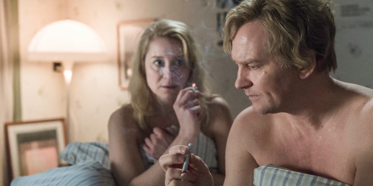Trine Dyrhom and Ulrich Thomsen