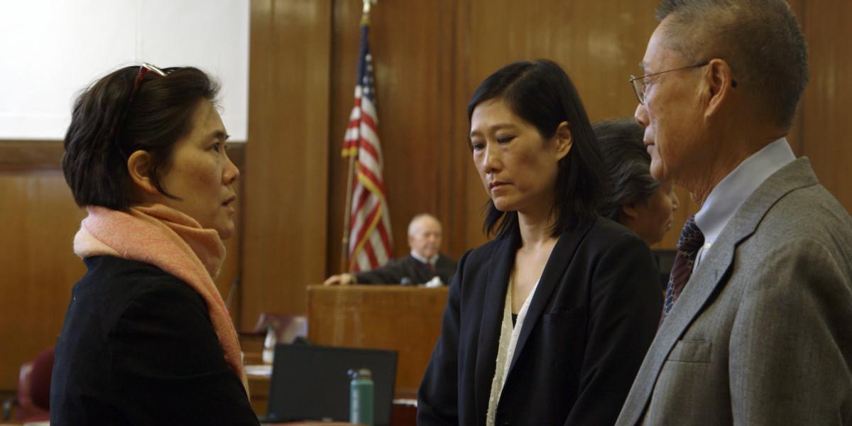 Jill, Vera and Thomas Sung in Abacus: Small Enough To Jail